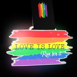 LOVE is LOVE – RUN